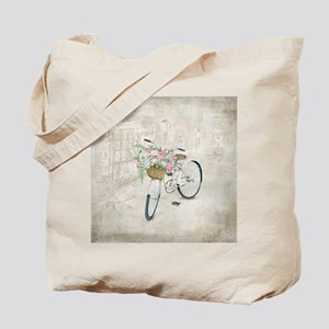 Vintage bicycles Tote Bag