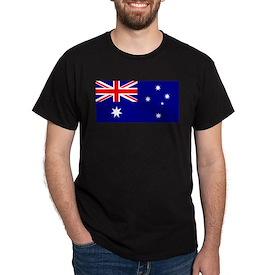Flag of Australia - Australian Flag T-Shirt