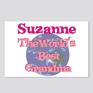 Suzanne - Best Grandma in the Postcards (Package o