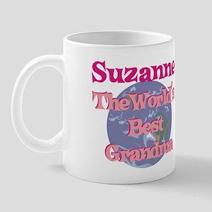 Suzanne - Best Grandma in the Mug