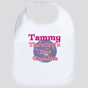 Tammy - Best Grandma in the W Bib
