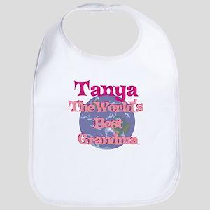 Tanya - Best Grandma in the W Bib