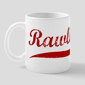 Rawlings (red vintage) Mug