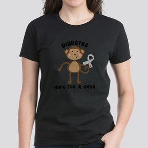 Diabetes Hope For A Cure T-Shirt