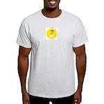 Seven Ash Grey T-Shirt