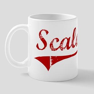 Scala (red vintage) Mug