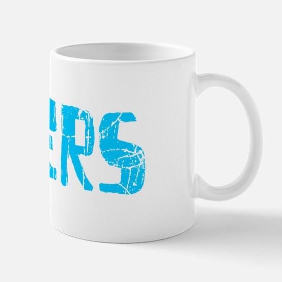 Rogers Faded (Blue) Mug