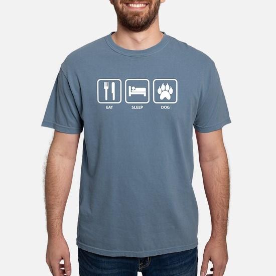 Eat Sleep Dog Women's Dark T-Shirt