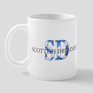 Scottish Drummer SD Mug