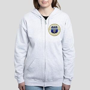 USS TIDEWATER Sweatshirt