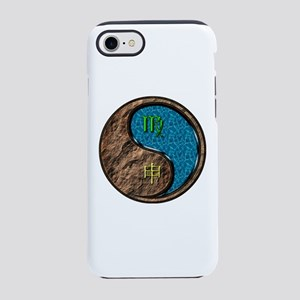Virgo & Water Monkey iPhone 8/7 Tough Case