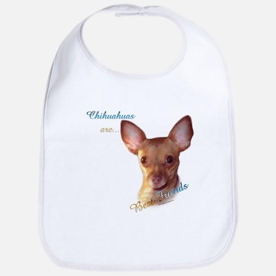Chihuahua Best Friend1 Bib