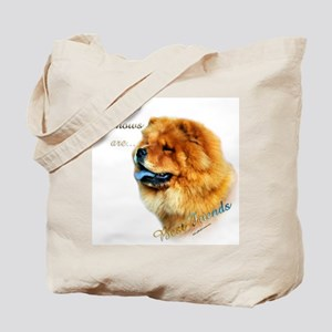 Chow Best Friend 1 Tote Bag