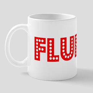 Retro Fluffer (Red) Mug