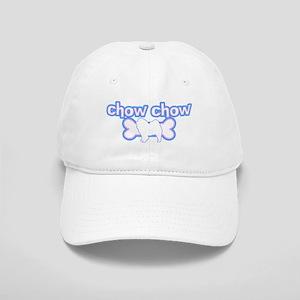 Powderpuff Chow Chow Cap
