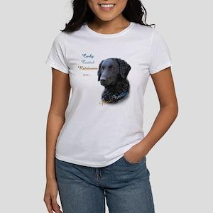 Curly-Coat Best Friend 1 Women's T-Shirt