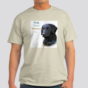Curly-Coat Best Friend 1 Light T-Shirt