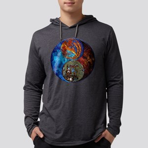 Harvest Moons Firebird Dragon Long Sleeve T-Shirt