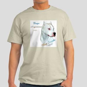 Dogo Best Friend 1 Light T-Shirt