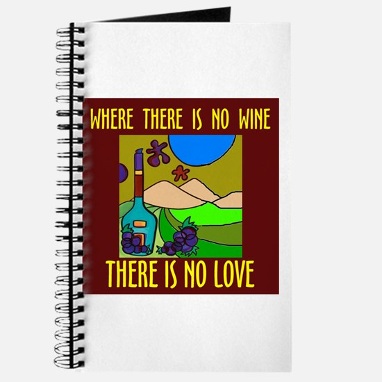 WINE LOVER Journal