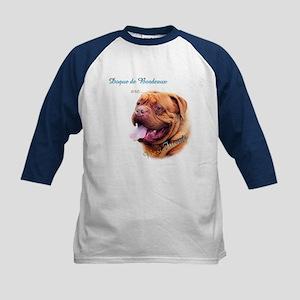 Dogue Best Friend 1 Kids Baseball Jersey