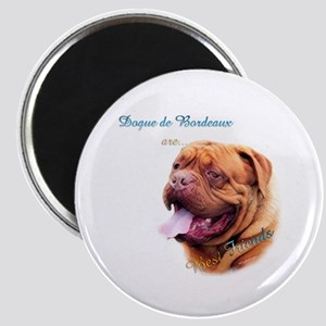 Dogue Best Friend 1 Magnet