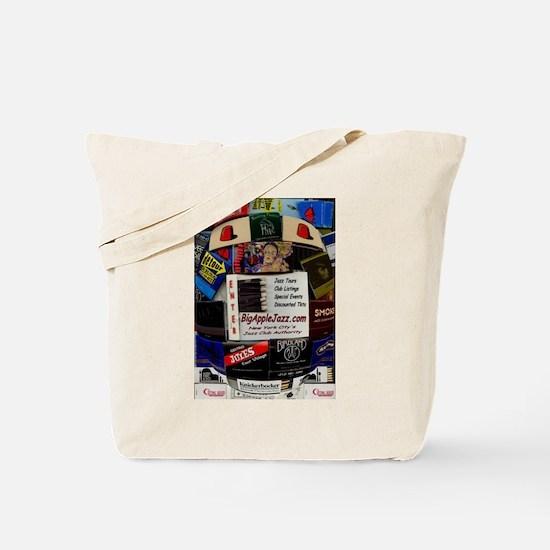 BigAppleJazz.com Tote Bag