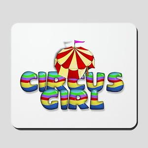 CPM Carnival Girl Mousepad