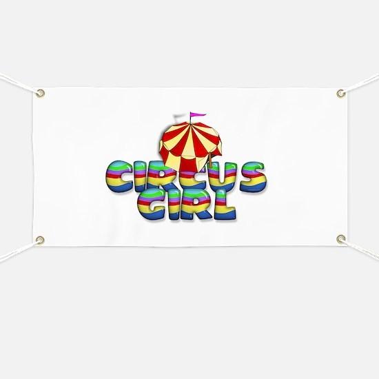CPM Carnival Girl Banner