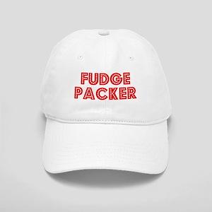 Retro Fudge Packer (Red) Cap