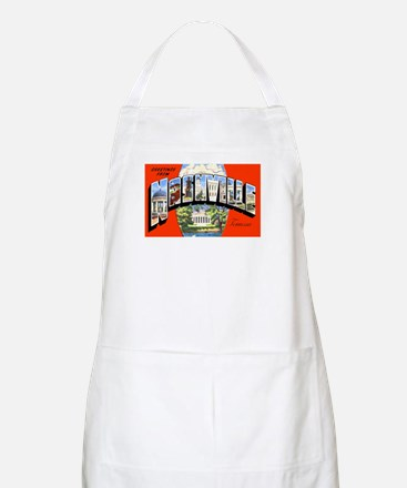 Nashville Tennessee Greetings BBQ Apron