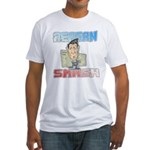 Reagan Smash Fitted T-Shirt