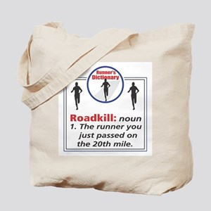 Runners Dictionary Tote Bag