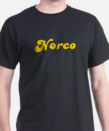 Retro Norco (Gold) T-Shirt