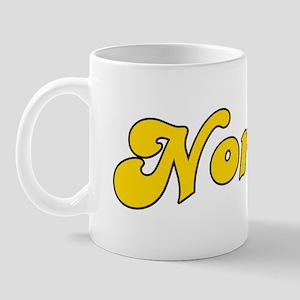 Retro Normal (Gold) Mug