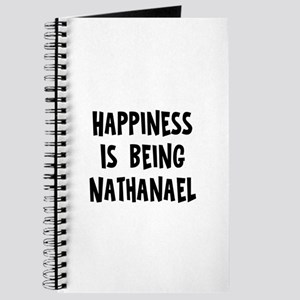 Happiness is being Nathanael Journal