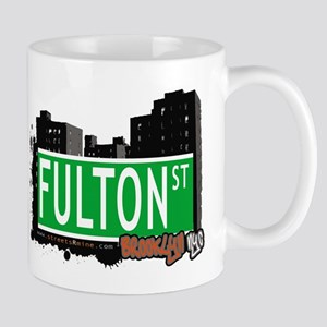 FULTON ST, BROOKLYN, NYC Mug
