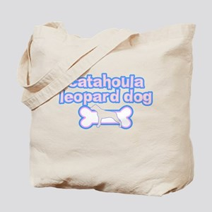 Powderpuff Catahoula Tote Bag