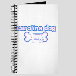 Powderpuff Carolina Dog Journal