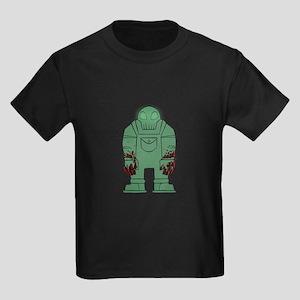 Scary Guy 2 Kids Dark T-Shirt