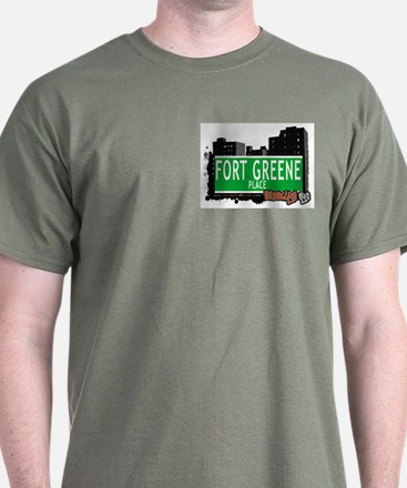FORT GREENE PLACE, BROOKLYN, NYC T-Shirt