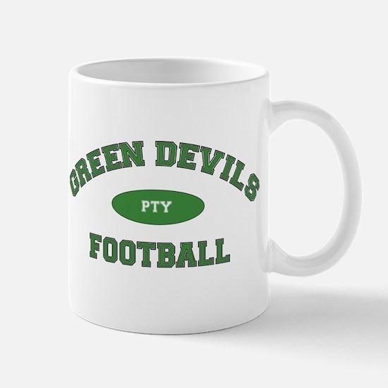 Green Devils Mug
