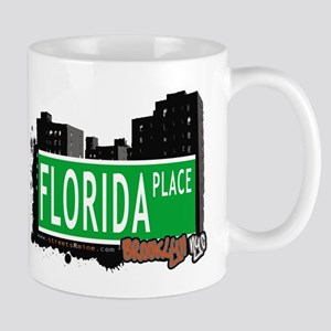 FLORIDA PLACE, BROOKLYN, NYC Mug