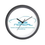 Norcal928.org Wall Clock