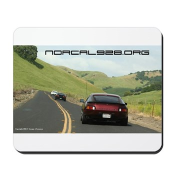Norcal928.org Mousepad