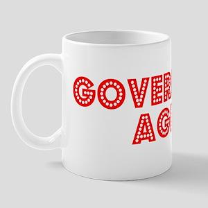 Retro Government .. (Red) Mug