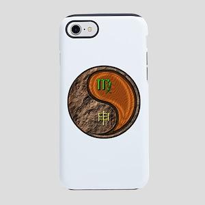 Virgo & Wood Monkey iPhone 8/7 Tough Case