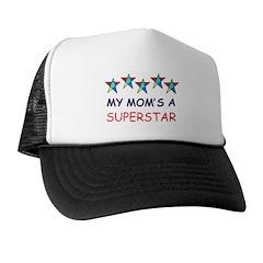 SUPERSTAR MOM Trucker Hat