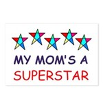 SUPERSTAR MOM Postcards (Package of 8)