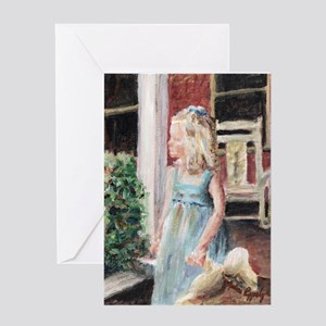 Elizabeth Anne Greeting Card